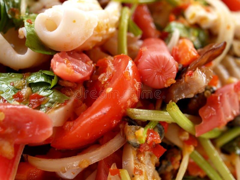Alimento tailandês 04 imagem de stock royalty free