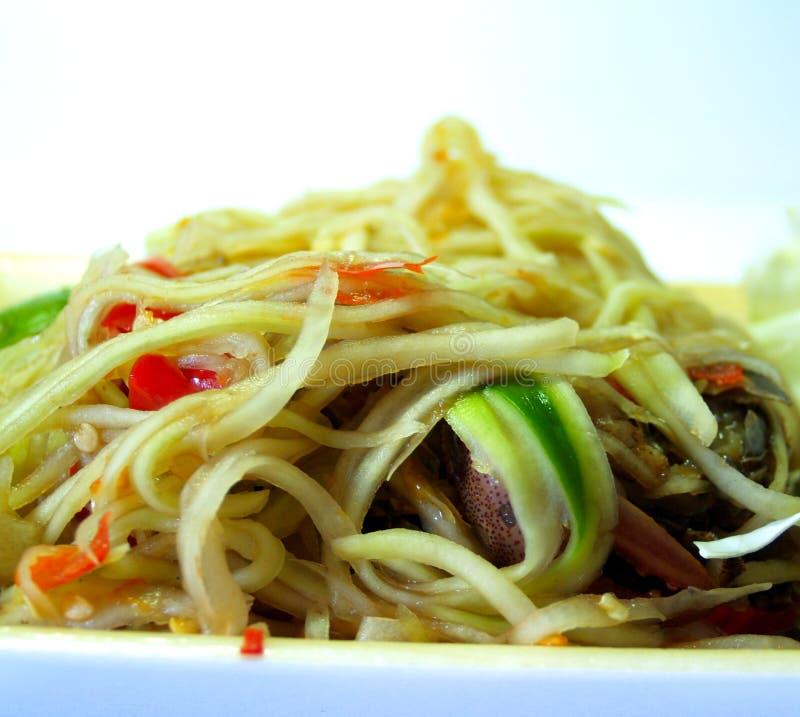 Alimento tailandês 05 imagem de stock royalty free