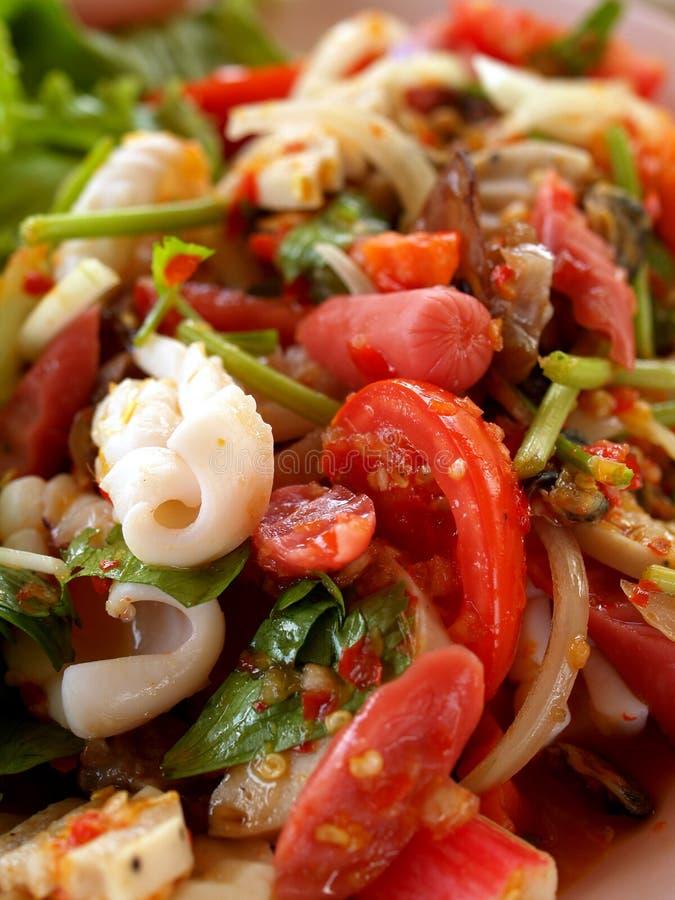 Alimento tailandês 06 foto de stock
