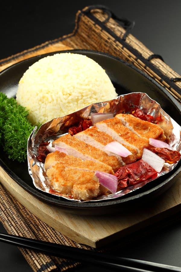 Download Alimento tailandês imagem de stock. Imagem de pimentão - 10067827
