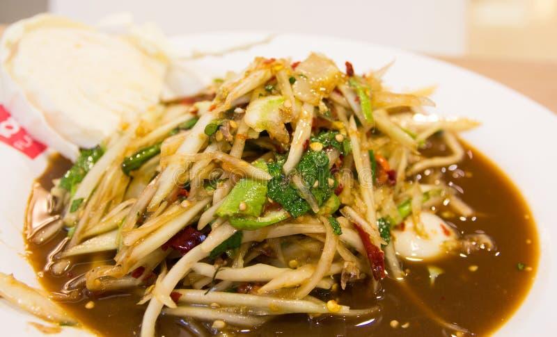 Alimento tailandês foto de stock royalty free