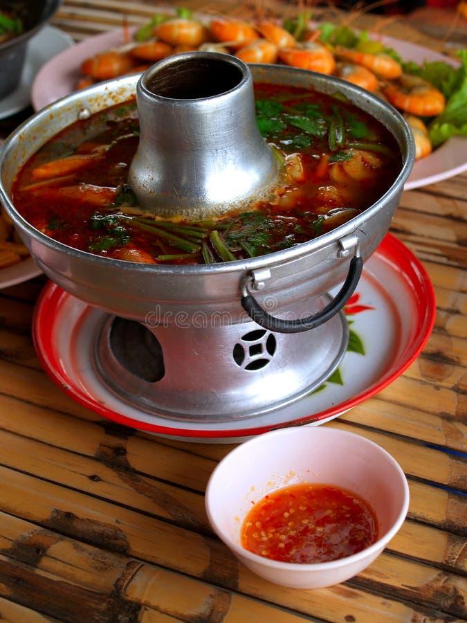 Alimento tailandês delicioso 01 imagens de stock royalty free