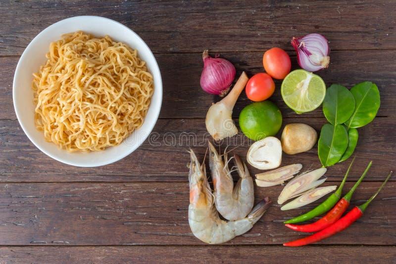 Alimento, alimento tailandês, fundo fotos de stock royalty free