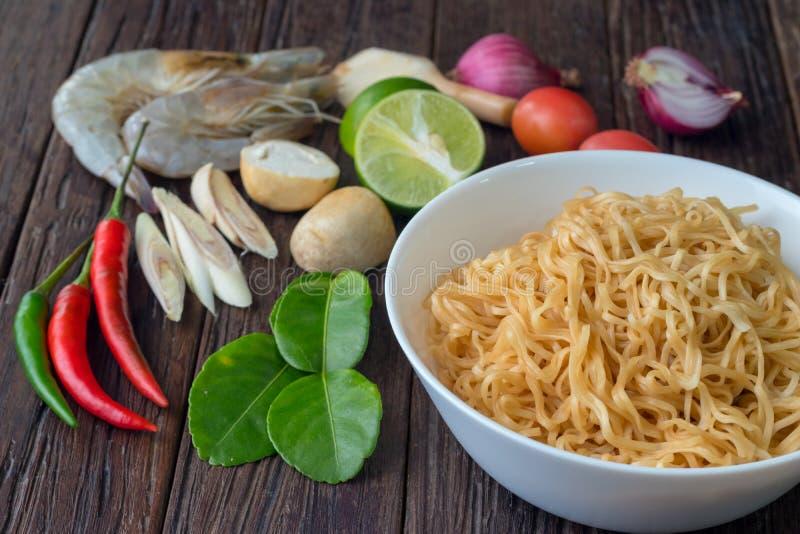 Alimento, alimento tailandês, fundo imagens de stock