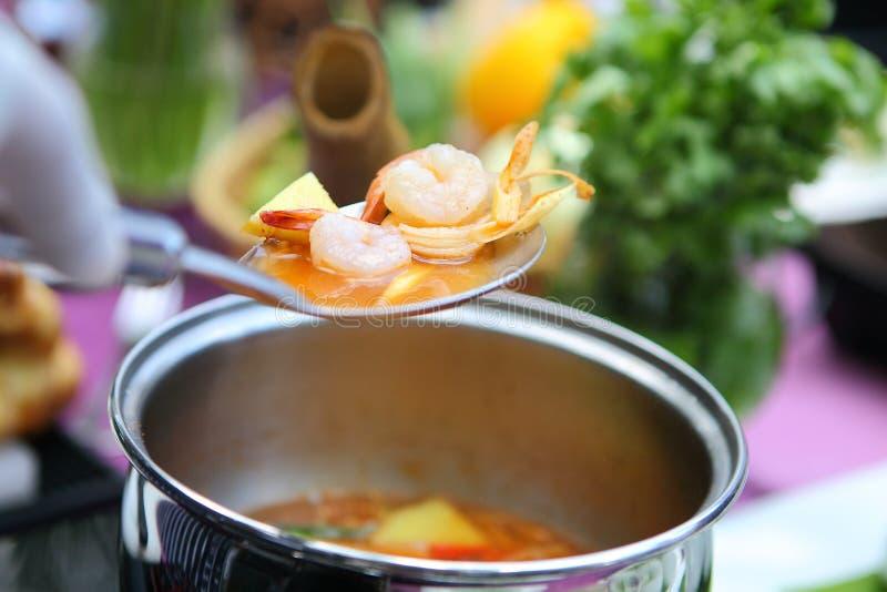 Alimento tailandese - frittura #6 di Stir immagine stock libera da diritti