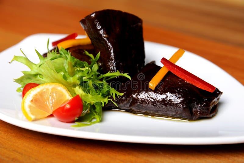 Alimento tradicional egípcio para o aperitivo fotos de stock royalty free