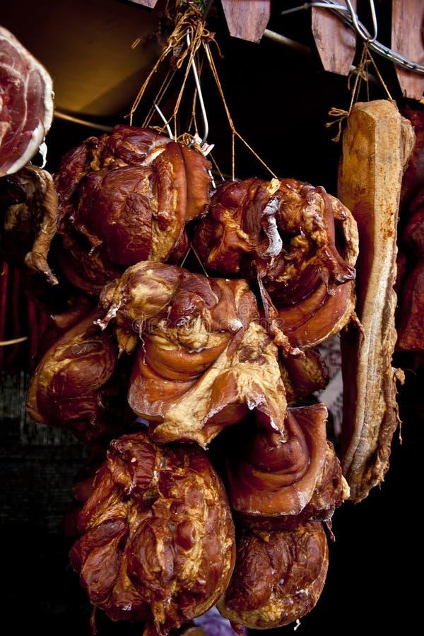 Alimento tradicional rumano 2 foto de archivo libre de regalías