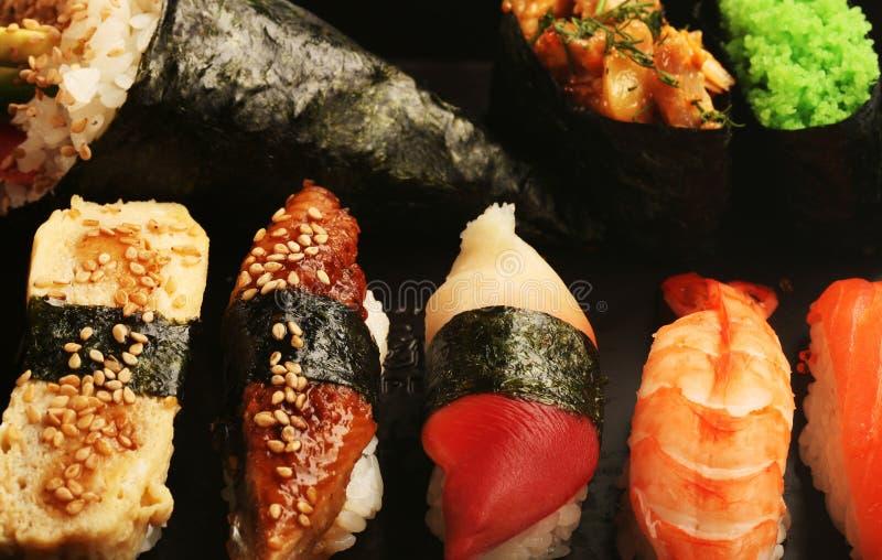 Alimento tradizionale del Giappone fotografie stock