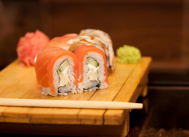 Alimento tradizionale del Giappone immagine stock