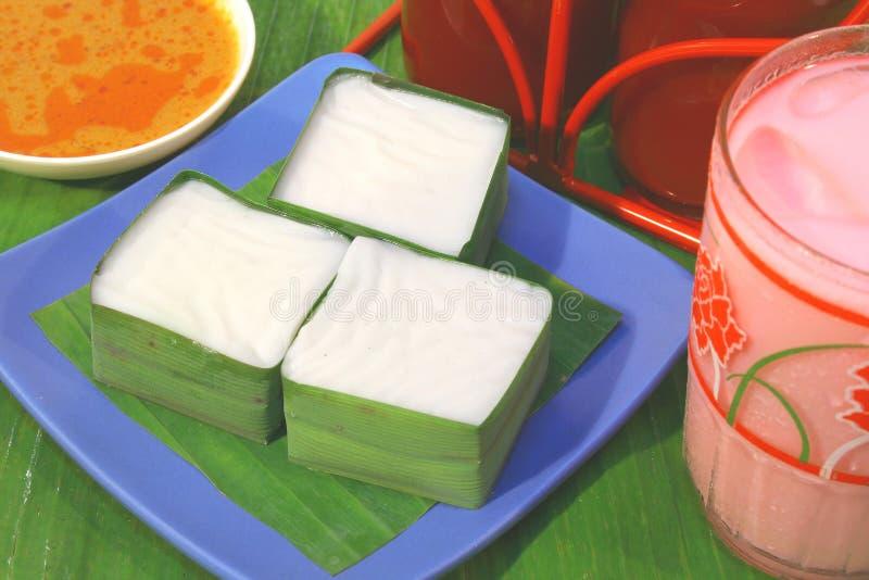 Alimento tradizionale della Malesia immagine stock libera da diritti