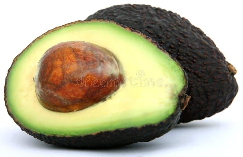 Alimento tropical fresco, fruta de abacate saudável foto de stock royalty free