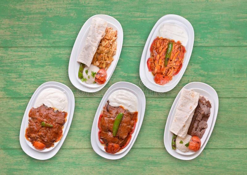 Alimento turco imagens de stock