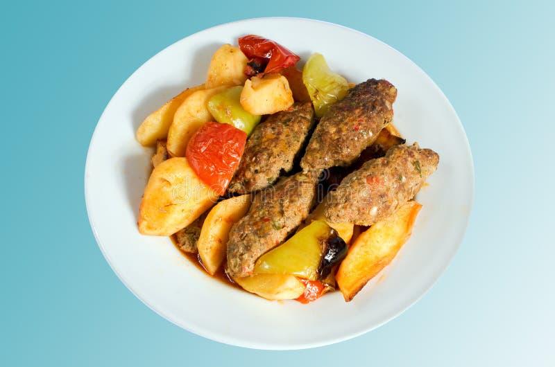 Alimento turco - polpette di Smirne