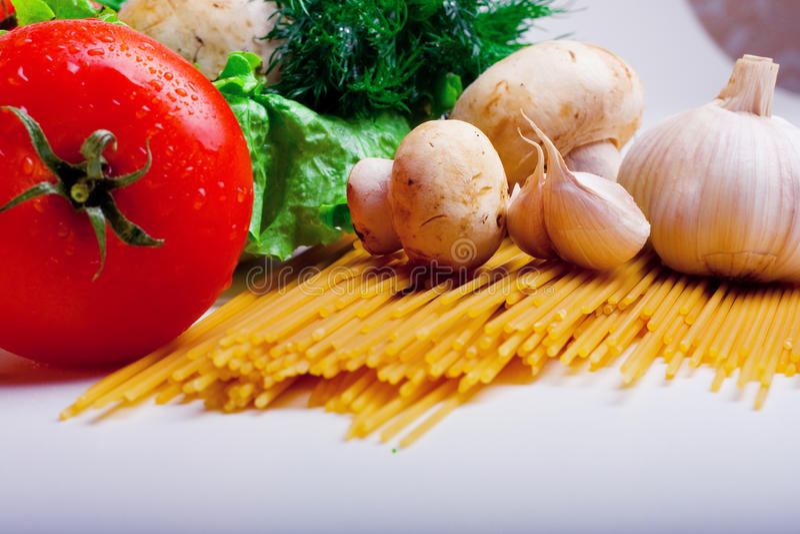 Alimento utile a salute fotografia stock