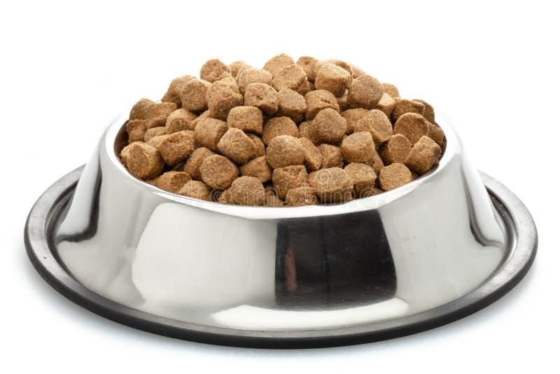 Aliments pour chiens image libre de droits