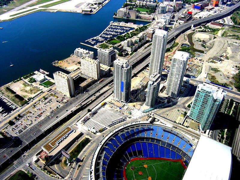 Aliste para el acontecimiento del béisbol. fotografía de archivo