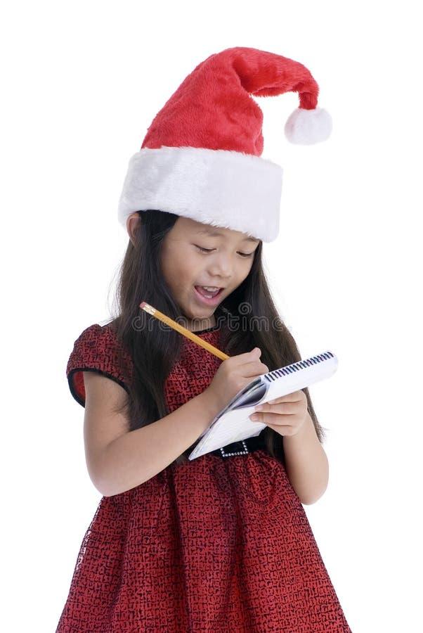 Aliste para la Navidad foto de archivo libre de regalías