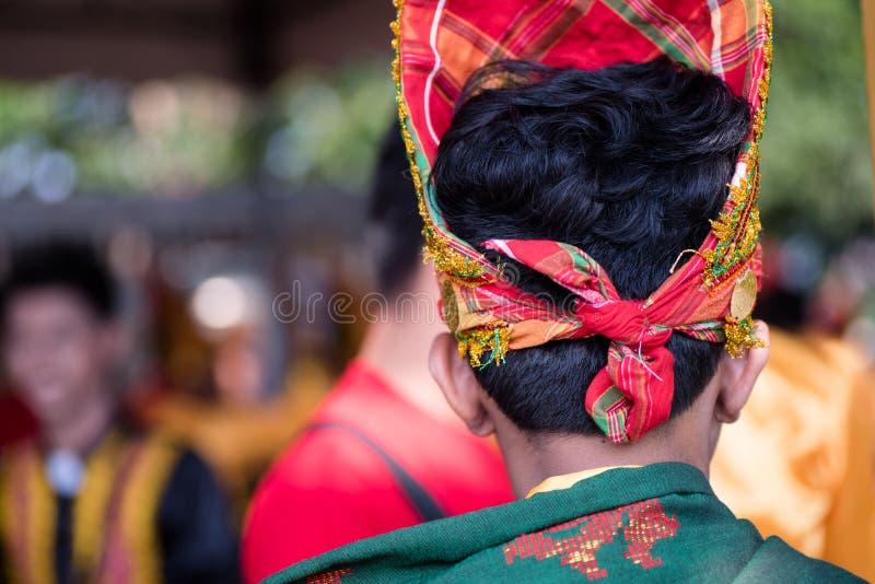 Aliwan节日2017年,帕谢市,菲律宾 免版税库存照片