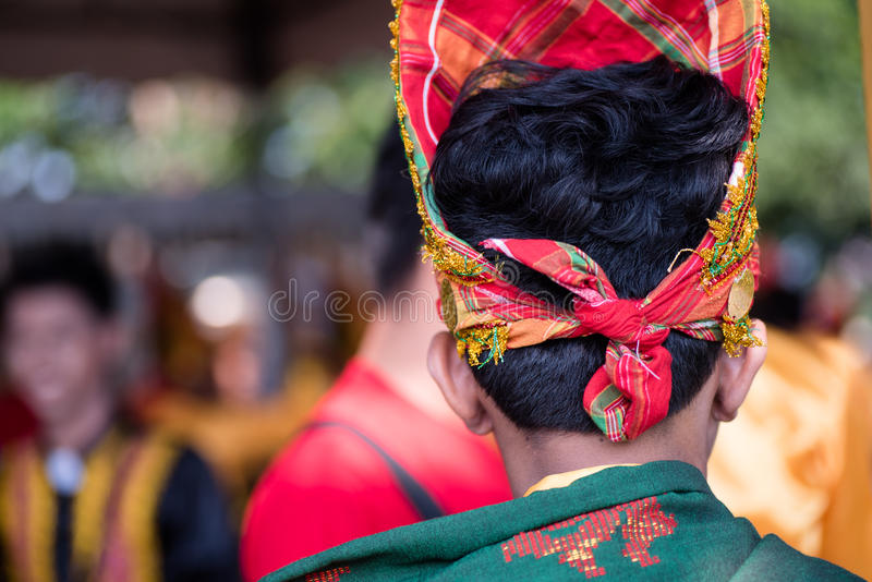 Aliwan Festival 2017, Pasay City, Philippines.  royalty free stock photos