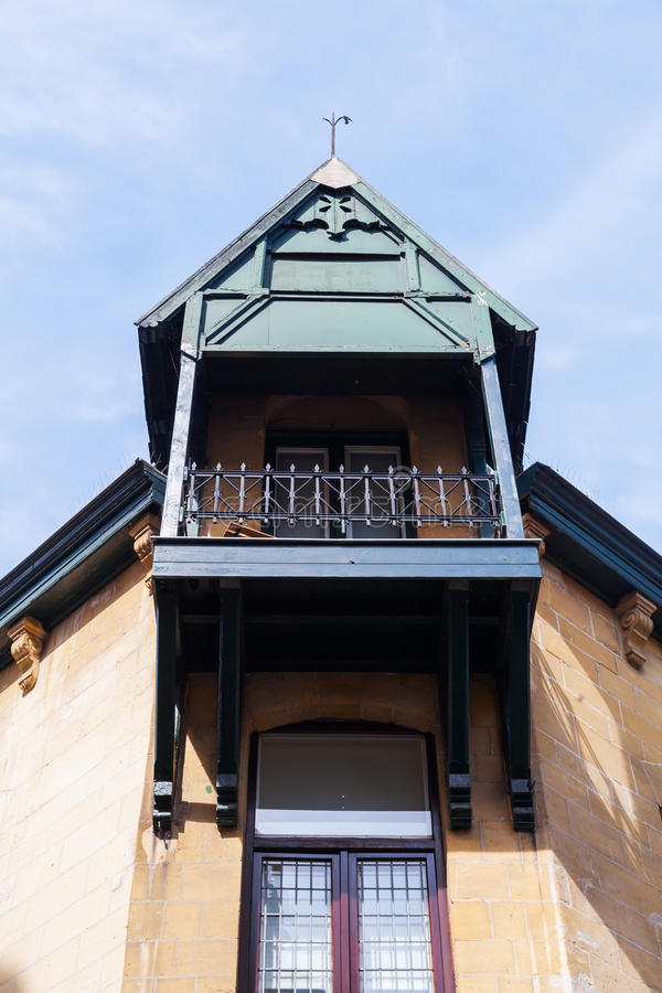 Alkierz w Valkenburg aan De Geul, holandie fotografia royalty free