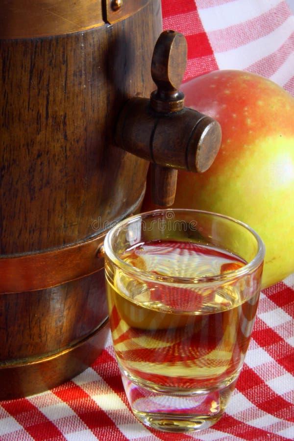 alkoholäpple arkivfoton