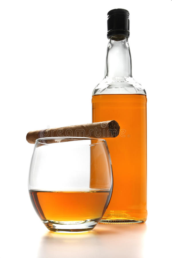 Alkohol royaltyfria foton