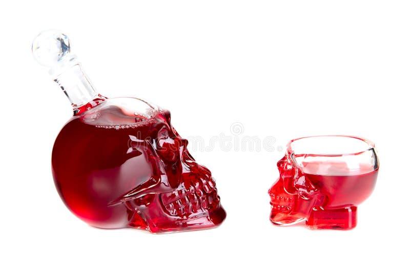 Alkohol royaltyfri bild