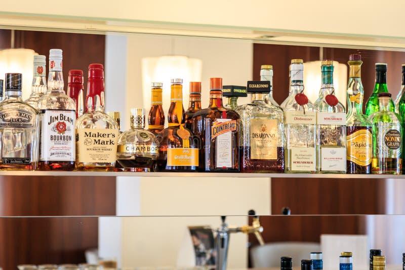 alkohol lizenzfreie stockfotos