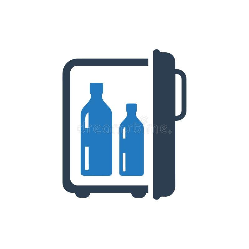 alkohol ikona ilustracji