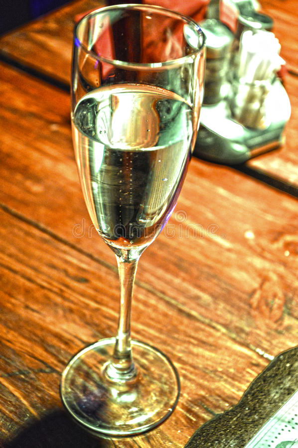 alkohol Szkło Szampan zdjęcia royalty free