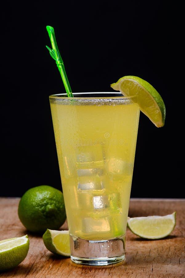Alkoholcoctail för vuxna människor royaltyfria foton