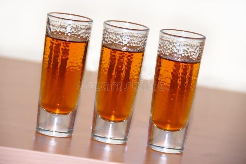 alkoholdrink arkivbild