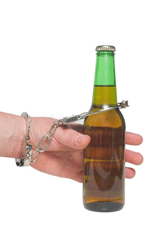Alkoholiczka zdjęcia royalty free
