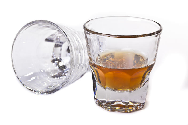 Alkoholisches Getränk stockfoto