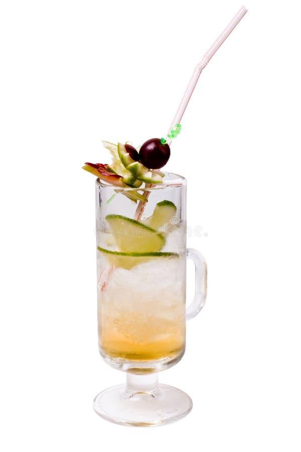 alkoholiserad coctail arkivbild