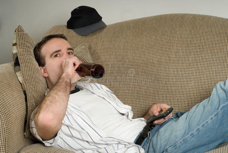 alkoholist arkivfoto