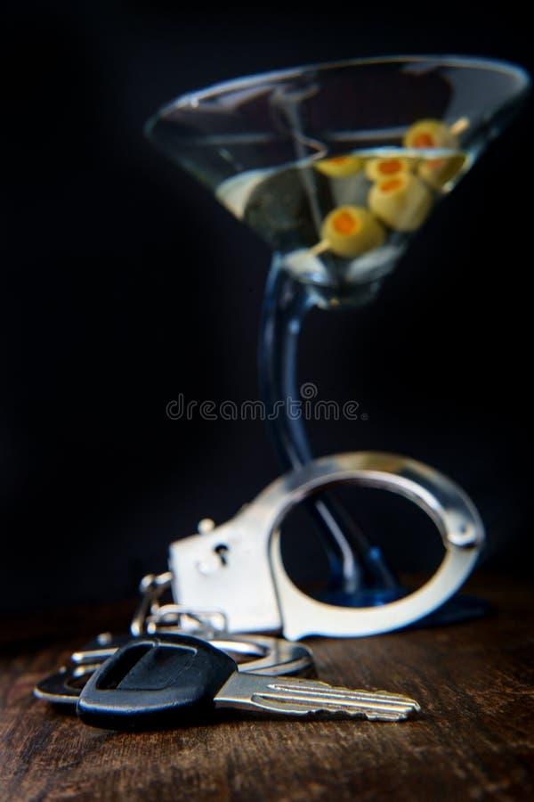 Alkoholtangenthandbojor royaltyfri fotografi