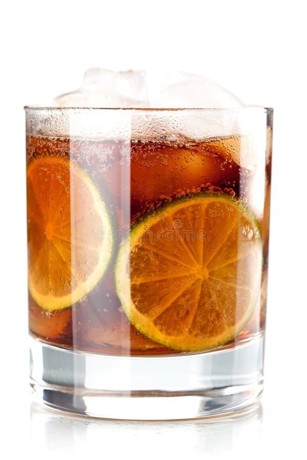 alkoholu koktajlu inkasowy Cuba libre zdjęcia royalty free