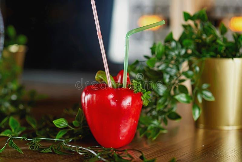 Alkoholu koktajlu plamy tło zdjęcie stock