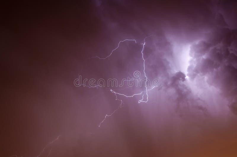 Allégement Skyscape image libre de droits