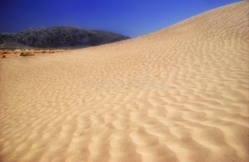 Allégements de Death Valley images stock