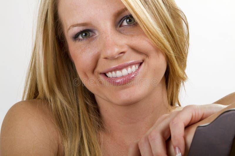 Download All American Girl stock image. Image of beautiful, skin - 25903665