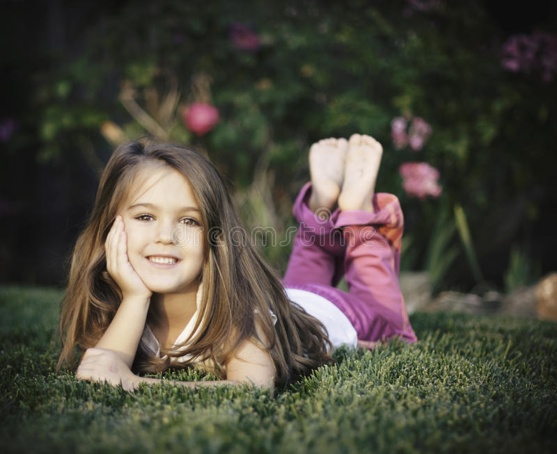 Download All American Girl stock image. Image of girl, child, youth - 26095413