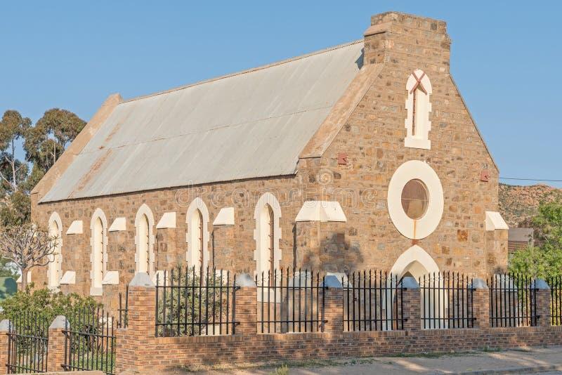 All anglikansk kyrka för helgon i springbock royaltyfria foton