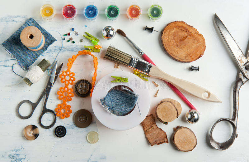 All For Handmade Royalty Free Stock Images