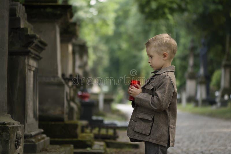 All helgon`-dag Minne av dödaen royaltyfri foto