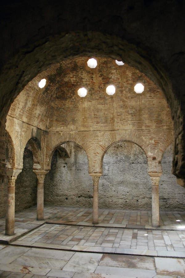 All Interno Di Alhambra Immagini Stock