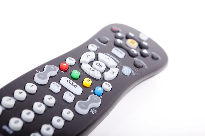 Download All-in-one Remote Control Royalty Free Stock Photos - Image: 16172498