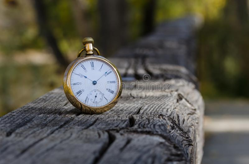 It is All About the Passage of Time. It is All About the Relentless Passage of Time stock photography