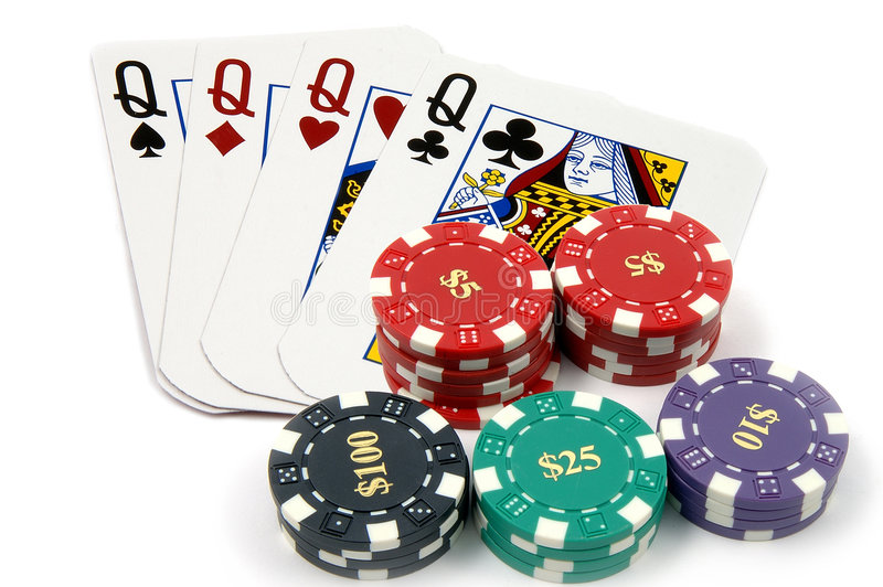 Download All In - Queens stock photo. Image of cards, jack, queen - 166138